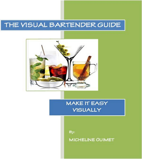 The visual bartender guide