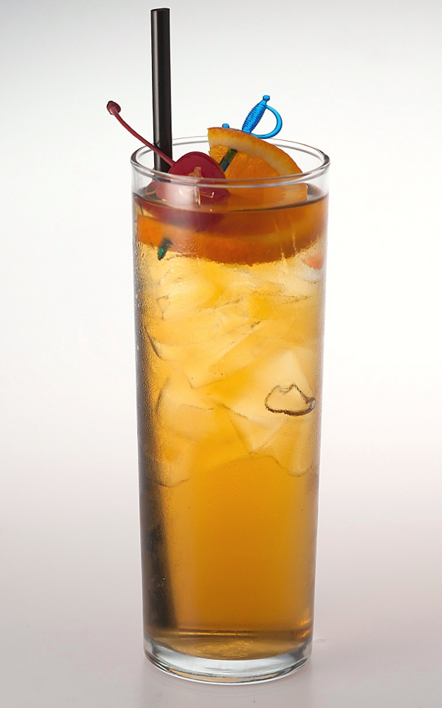 Long Island Iced Tea visual recipe by Cocktail Hunter