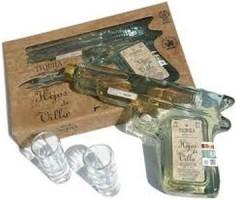 Hijos De Villa Pistol Reposado Tequila bottle