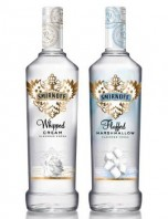 Smirnoff Whipped Creamand Fluffed Marshmallow vodka