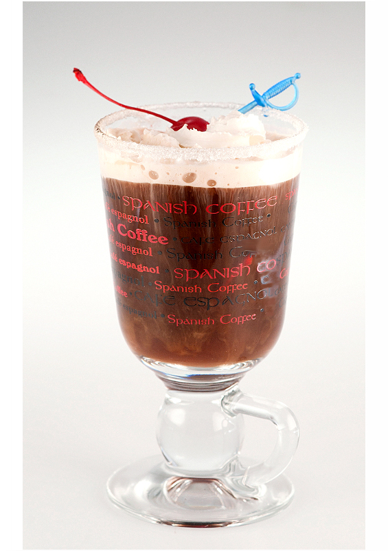 spanish coffee drink recipe with pictures. Black Bedroom Furniture Sets. Home Design Ideas