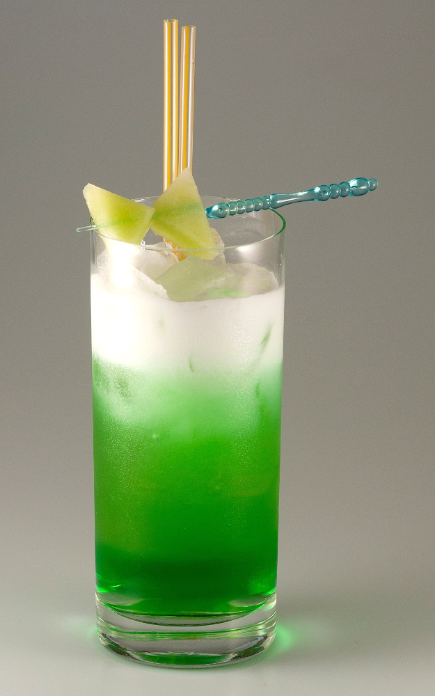 Island Affair drink recipe with pictures