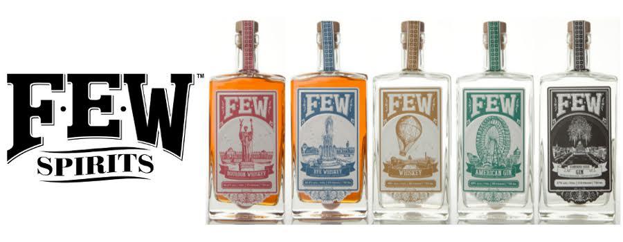 FEW distillery