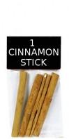 1 Cinnamon stick