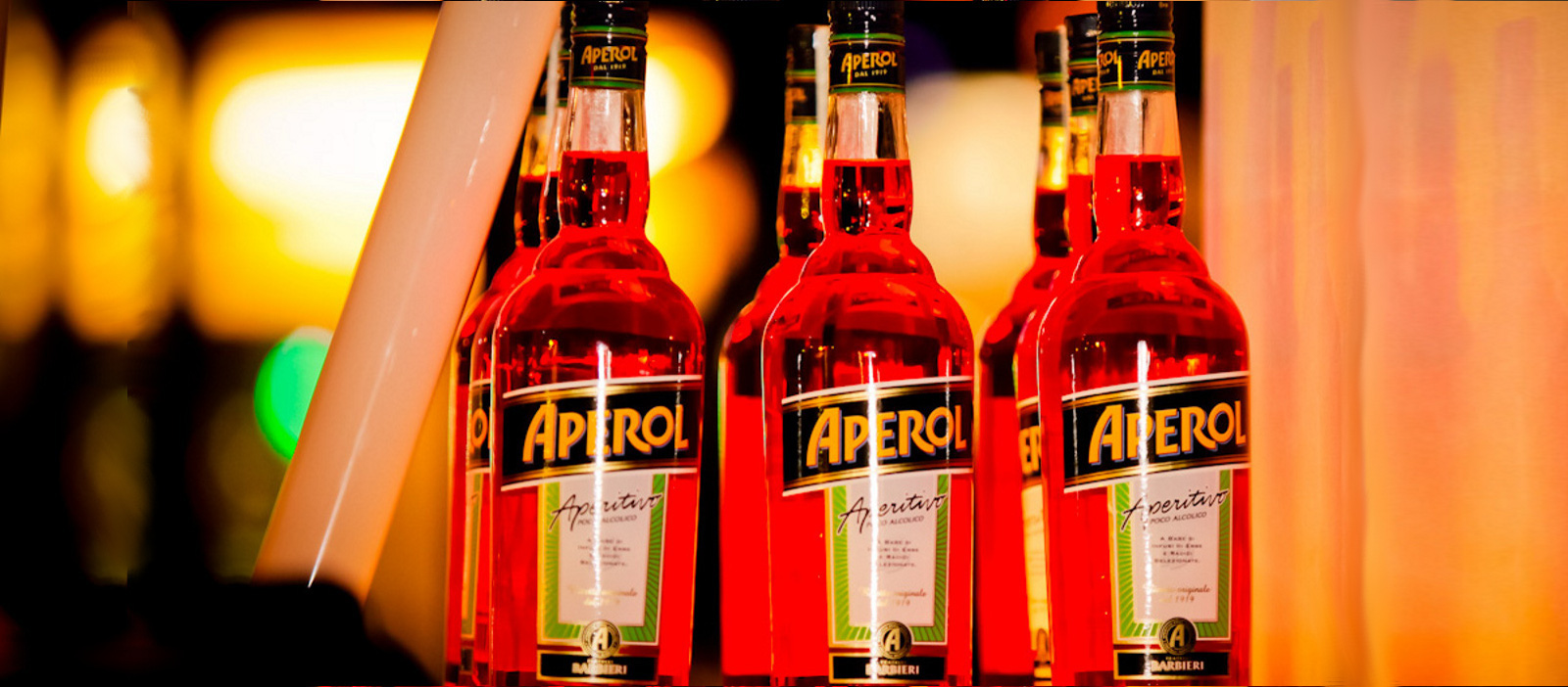 Aperol home page