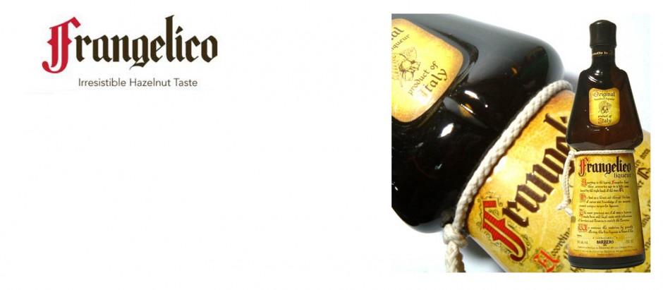 Frangelico Italian hazelnut liqueur - cocktail hunter