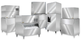 Commercial-Ice-Machines-KOLD-DRAFT-Ice Machine-Comp