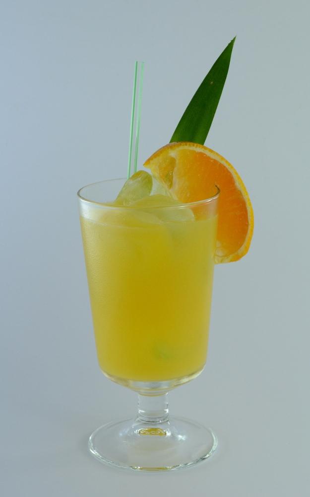 Aloha Screwdriver Recipe By Cocktail Hunter