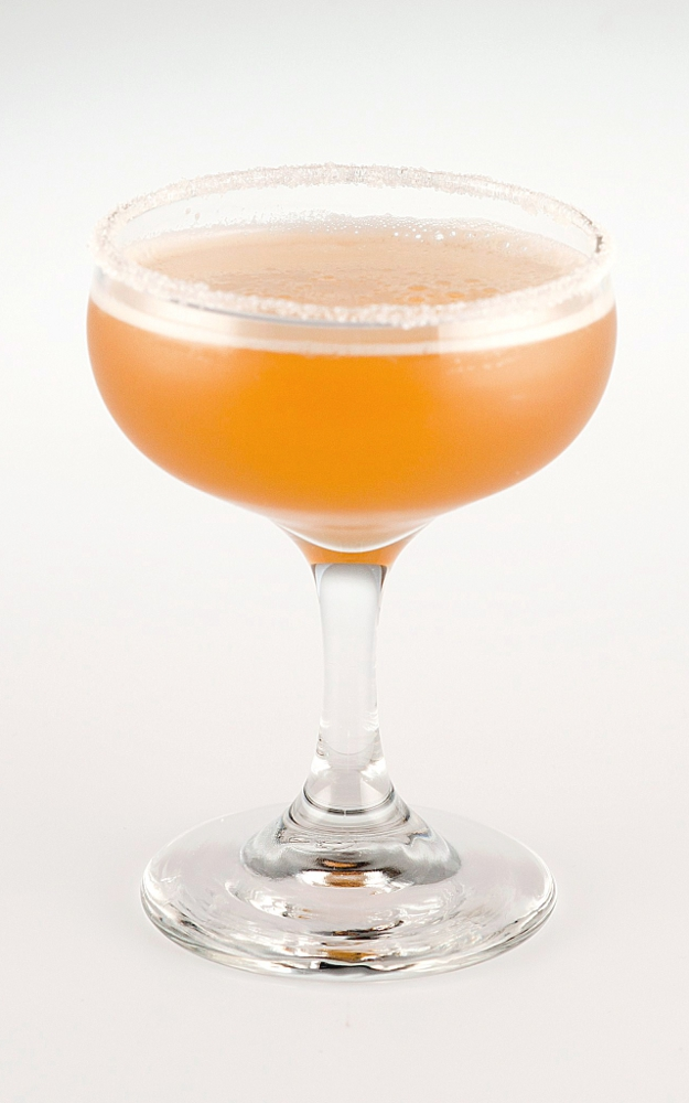 Sidecar visual recipe with pictures.