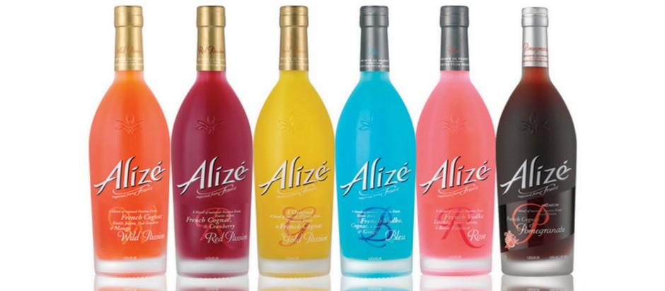 Alize premium liqueur - cocktail hunter