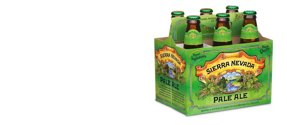 sierra-nevada pale ale beer