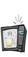 Microwave chai
