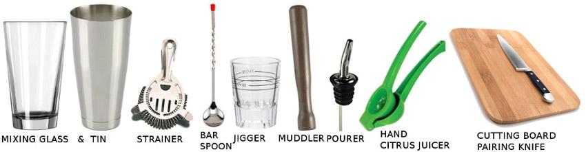 Bartender tools blog