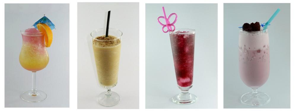 frozen drinks family tree