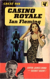 Ian Fleming Casino Royale book - The Vesper cocktail