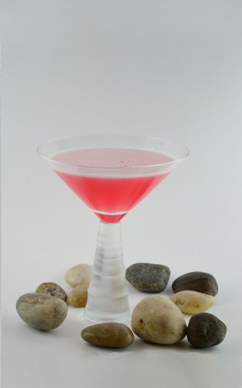 Melon Tequini cocktail