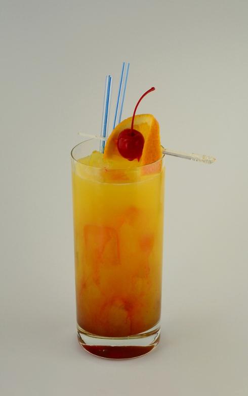 Raffles Sling Cocktail